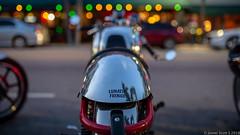 20180412 5DIII Lost Weekends Vintage Bike Night (James Scott S) Tags: westpalmbeach florida unitedstates us motorcycle biker ride bike night vintage norton canon 5diii lunatic fringe bokeh dof