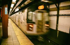 train 7 -34 (angeloakdmks) Tags: train f nyc ny fotografia manhattan tren de nueva york