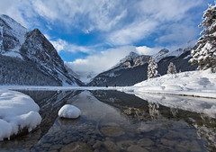Lake Louise (Robert R Grove 2) Tags: alberta canada winter louise lake robertrgrove