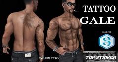 TOP STRIKER GALE (Top Striker) Tags: topstriker galer signature tattoo biker cool ink