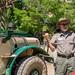 Tour Guide at Safari West
