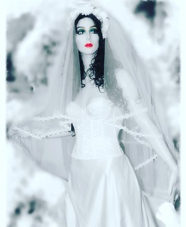 Cher wedding day