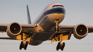 B-2028 China Southern Airlines Boeing 777-F1B