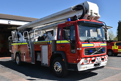 Offaly Fire & Rescue Service 2004 Volvo FLH250 Saxon DAP SS220 HP 04OY3141