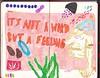 Happiness (Half Asleep in Frog Pajamas) Tags: wallart posca pentel pens acrylics finearts dailyart brain pencil plants monstera monster strangeart head boy girl halfasleepinfrogpajamas greece wreckthisjournal artists graffiti artdaily stabilo moleskinesketchbook moleskine artbook comic fanzine zine sketchbook art artistjournal watercolor markers drawing artist creatures illustration sketch cartoon