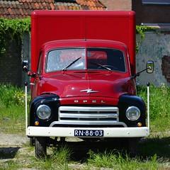Workum 2018 – 1959 Opel Blitz 1.75-375 (Michiel2005) Tags: opel blitz truck vrachtauto lorry 175 375 workum warkum friesland fryslân nederland netherlands