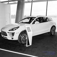 2018 Porsche Macan S on Display at Vancouver Intl Auto Show (AvgeekJoe) Tags: autoshow bw blackwhite blackandwhite britishcolumbia canada d5300 dslr importedkeywordtags macans nikon nikond5300 porsche porschemacans suv sigma1835mmf18 sigma1835mmf18dchsmart sigma1835mmf18dchsmartfornikon sigmaartlens sportsutlityvehicle vancouver vancouverinternationalautoshow auto automobile car carshow vancouverconventioncentre 2018vancouverinternationalautoshow