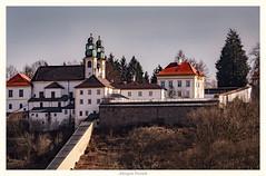 Paulinerkloster Mariahilf in Passau (JKP14) Tags: passau kloster masriahilf deutschland bayern