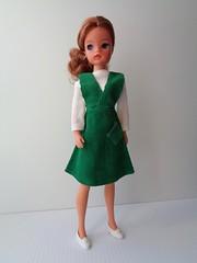 Pretty Pinny 1975 (CooperSky) Tags: pretty pinny 1975 sindy fashion auburn