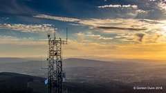 IMG_1837e (ppg_pelgis) Tags: omagh northern ireland uk aerial mast mullaghcarn landscape notadrone ulster tyrone