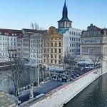 Prague from the Charles Bridge, Czech Republic thumbnail