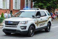 Franklin County Sheriff Vehicle (kevnkc2) Tags: stdntsdoncooper lightroom pennsylvania spring nikon d610 chambersburg franklin county memorialday parade tamron 2470mmg2 sp2470mmf28divcusdg2a032