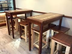 Tavoli & Sgabelli (Falegnameria La Ciarla) Tags: cucina legno laciarla moda design falegname artigianato sgabelli tavoli sedie