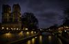 Paris (Jensens PhotoGraphy) Tags: paris city bridge color farbe river fluss brücke kathedrale
