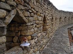 Morella, Castellón, España. Murallas. (Caty V. mazarias antoranz) Tags: morella castellón comunidadvalenciana castillodemorella murallasmedievales lanoviamedievalleoncia