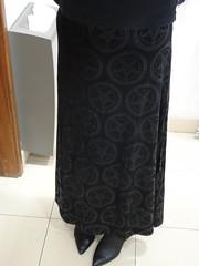 Killstar Skirt (Miss Sadie Batz) Tags: killstar goth maxiskirt outfit ootd