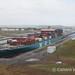 Panama Canal - Agua Clara lock