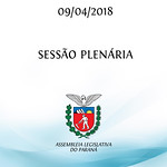 Sessão Plenária 09/04/2018