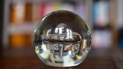 Crystal - 4895 (YᗩSᗰIᘉᗴ HᗴᘉS +15 000 000 thx) Tags: crystal cristal bouledecristal crystalball bokeh macro hensyasmine yasmine verre clear