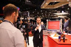 NAB Show 2018 (RIEDEL Communications) Tags: riedel riedelcommunications communications nab nabshow show messe lasvegas nab2018 intercom smartpanel