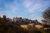 National Gallery and Edinburgh Castle (Beppie K) Tags: scotland unitedkingdom britain greatbritain edinburgh edinburghcastle scottishnationalgallery city