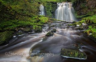 Lynn Falls, Dalry