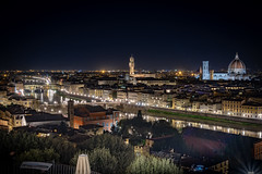 Firenze by Night (mcalma68) Tags: florence italy skyline nightphotography duomo firenze