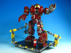 Lego 76105 The Hulkbuster: Ultron Edition (2/9) (martin.waterson) Tags: lego 76105 lego76105 marvelsuperheroes thehulkbusterultronedition hulkbuster ultron marvel superhero