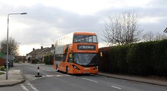 443 Not in Service (timothyr673) Tags: nottinghamcitytransport nct bus
