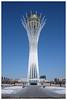 Bayterek Tower (awbaganz) Tags: bayterek tower kazakhstan astana architecture winter snow centralasia asia building fujifilm xt1 xf1855