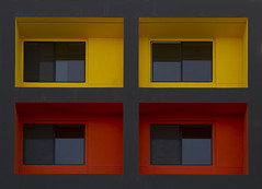 yellow and red (booksin) Tags: modern moderne moderno contemporary contemporáneo contemporain contemporaneo architecture architektur architettura arquitectura building buildings geometry geometria géométrie geometrie geometría geometric minimalism minimalistic minimalist rectangles rectangular rectalinear booksin copyright2018booksinallrightsreserved red rojo rouge rot rosso yellow jaune gelb giallo amarillo anaheim california