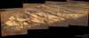 Opportunity Panorama (Lights In The Dark) Tags: mars rover nasa opportunity