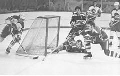 Winnipeg Jets vs Indianapolis Racers 2 (vintage.winnipeg) Tags: winnipeg manitoba canada vintage history historic sports winnipegjets