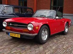 1974 Triumph TR6 (Skitmeister) Tags: ddvt30 car auto pkw voiture carspot skitmeister nederland netherlands holland