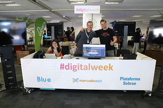 #digitalweek - 2° Dia