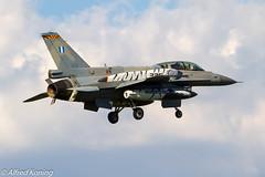 F-16D, 023, Griekenland (Alfred Koning) Tags: epkspoznańkrzesiny exerciseoefening locatie tigermeet2018