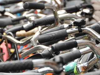 Bicycle handlebar repetitions