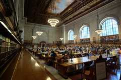 New York Public Library (dangaken) Tags: nyc newyorkny newyorknewyork ny empirestate bigapple usa unitedstates us america summer city urban library book books biblioteque biblioteca thenewyorkpubliclibraryastorlenoxandtildenfoundations astor lenox tilden manhattan bryantpark read readingroom patienceandfortitude rosemainreadingroom fuji fujiflim xmount dgaken dangaken photobydangaken