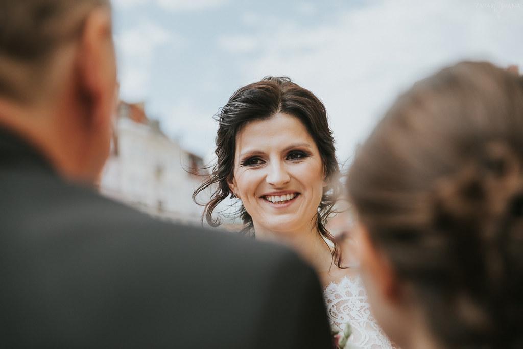240 - ZAPAROWANA - Kameralny ślub z weselem w Bistro Warszawa