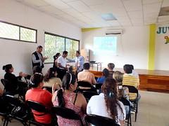 Realizan taller de modelos de gestión del proyecto ETI (GadChoneEC) Tags: taller modelos gestion proyecto erradicacion trabajo infantil patronato accion social deytonalcivar gennymacias niñez acciones positivas