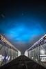 Bridge to the sky (em-si) Tags: villach kärnten carinthia austria österreich night nightsky nacht nachthimmel sterne stars starrylandscapestacker brücke bridge landskron nikond800 irix15mm24