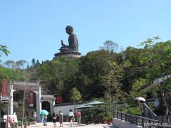 Великий Будда Гонконг Hongkong InterNetri 0236