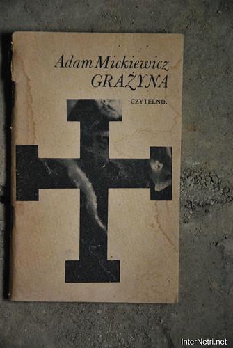 Книги з горіща France -  Адам Міцкевич. Гражина.