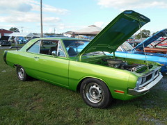 1970 Dodge Dart Swinger (splattergraphics) Tags: 1970 dodge dart swinger abody mopar carshow carlisle carlisleallchryslernationals carlislepa