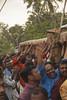 Festival Madness, Edava Temple Festival, Varkala, Kerala, India (Steve Weaver) Tags: edava festival kerala india temple hindi hinduism hindustan men lifting chaos crowd strength blur blurry movement