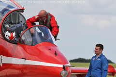 0350 R3 C3 (photozone72) Tags: raf redarrows reds redwhiteblue aviation aircraft norwichairport norwich canon canon7dmk2 canon100400f4556lii 7dmk2 blues circusatwork groundcrew groundshots red3