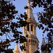 San Francisco - St. Peter & Paul Church Steeple At Evening