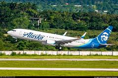 [HAV.2017] #Alaska.Airlines #AS #Boeing #B739 #N434AS #awp (CHRISTELER / AeroWorldpictures Team) Tags: alaska airlines boeing 737990 er msn 61620 5825 eng cfmi cfm567b27e reg n434as history aircraft first flight test n1786b built site renton krnt wa usa delivered alaskaairlines as asa config cabin c16y165 winglets wl 737 b739 b737900 planespotting plane aircrafts airplane havana jose marti hav cuba nikon d300s nikkor zoomlenses 70300vr raw lightroom awp chr aeroworldpictures 2017 muha