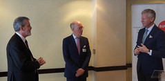 07-06-2018 Exclusive Luncheon with Secretary of State Pieter De Crem - DSC08965