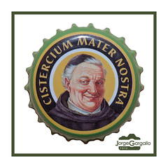 Abbaye D´aulne Ambrée (J.Gargallo) Tags: cerveza cerveja beer bier birra drink chapa marco macro macrofotografía canon canon450d eos eos450d 450d tokina tokina100mmf28atxprod